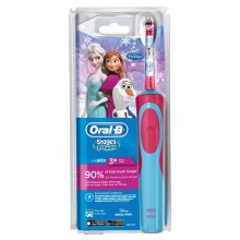 Oral-B Stages Power Kids Rechargeable Electric Toothbrush - Frozen