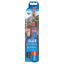 Oral-B DB4510K Stages Power Kids Electric Toothbrush - Disney Cars