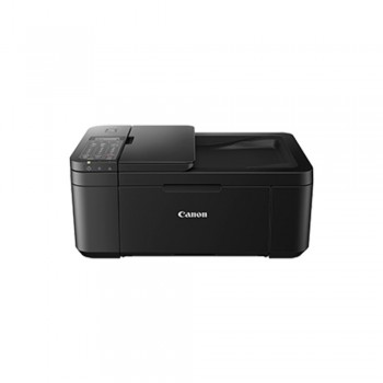 Canon PIXMA E4270 Compact Wireless All-In-One (Print, Scan, Copy, Fax, Duplex Print) Low-Cost Printing Inkjet Printer