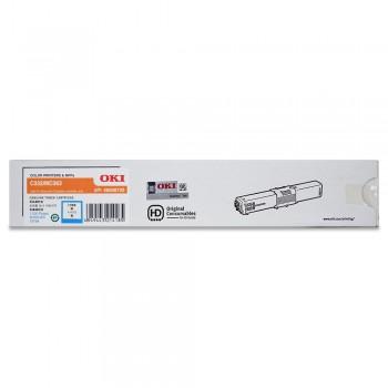 OKI C332/MC363 Toner cartridge 1.5k pages - Cyan (46508723)