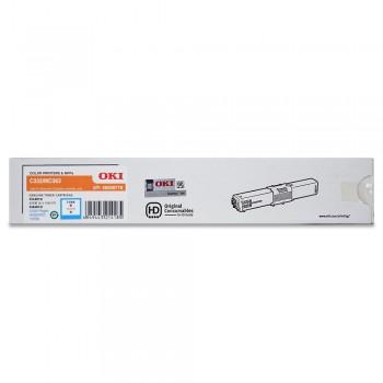 OKI C332/MC363 Toner cartridge 3k pages - Cyan (46508719)