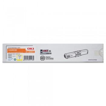 OKI C332/MC363 Toner cartridge 1.5k pages - Yellow (46508721)