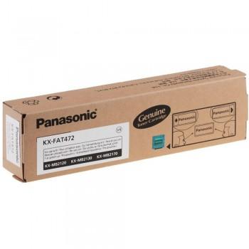 Panasonic KX FAT472 Toner 2k for KX-MB2100 series ( ITEM NO : P KX FAT472 )