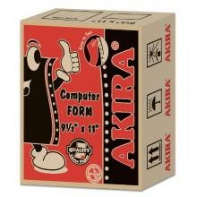 "Akira Red Ncr 4Ply Wpyb 9.5"" X 11"" (500Fans)"