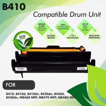 Oki B410 Compatible Drum Unit