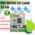 PNY MICRO SD CARD 16GB