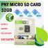 PNY MICRO SD CARD 32GB