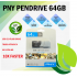 PNY PENDRIVE USB Flash Drive Pendrive 64GB