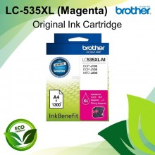 Brother LC-535XL Magenta Original Ink Cartridge
