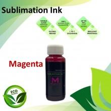 Compatible Magenta Color Sublimation Ink 100ML for Epson EcoTank R230 / R330 / R270 / R290 / T50 / 1390 / 1400 Printer