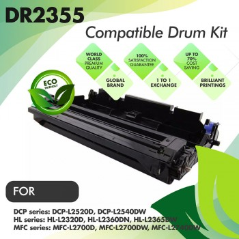 Brother DR2355 Compatible Drum Kit