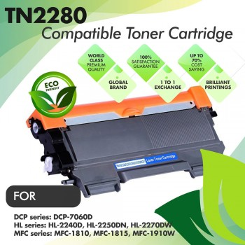 Brother TN2280 Compatible Toner Cartridge