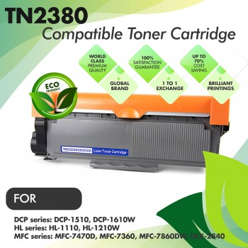 Brother TN2380 Compatible Toner Cartridge