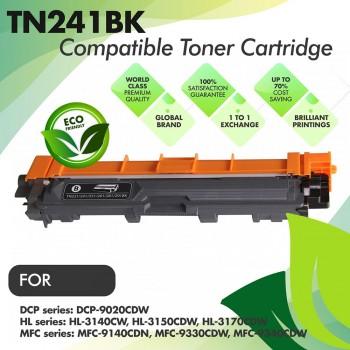 Brother TN241 Black Compatible Toner Cartridge