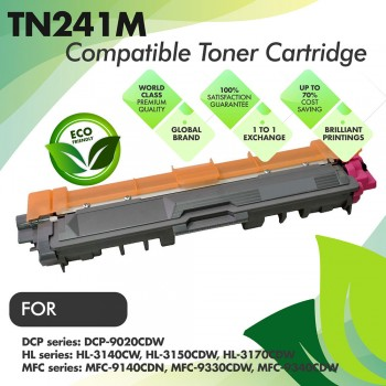 Brother TN241 Magenta Compatible Toner Cartridge
