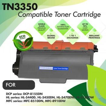 Brother TN3350 Compatible Toner Cartridge (8K)