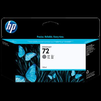 HP 72 130-ml Gray Ink Cartridge (3WX08A)