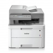 Brother DCP-L3551CDW Wireless Colour LED 3-in-One, Duplex Mobile Print ADF