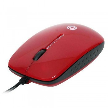 Canon Optical Mouse USB ZEN IIO - Red