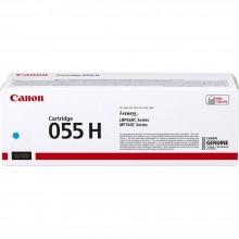 Canon 055H Cyan Toner Cartridge 5.9k