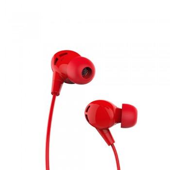 Orico SOUNDPLUS RP1 Earphone with Mic - Red