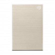 Seagate Backup Plus Portable Drive (NEW) - Gold, 2TB