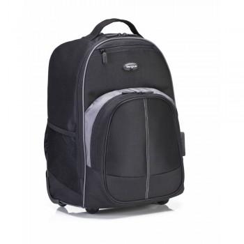 "Targus 16"" Compact Rolling Bagpack Black (Item No : TGS16COMPACTROL)"