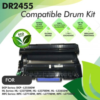 Brother DR2455 Compatible Drum Kit
