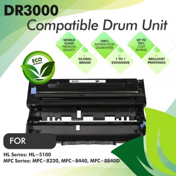 Brother DR3000 Compatible Drum Unit