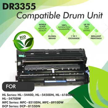 Brother DR3355 Compatible Drum Unit