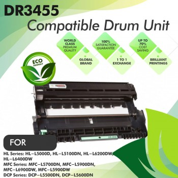 Brother DR3455 Compatible Drum Unit