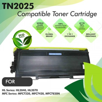 Brother TN2025 (Xerox DP203A) Compatible Toner Cartridge
