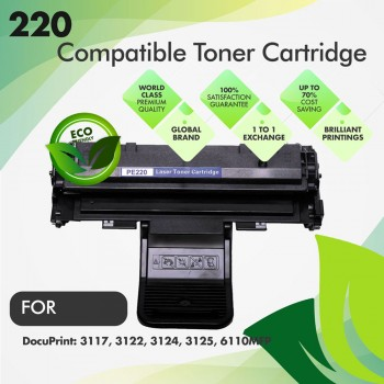Fuji Xerox 220 Compatible Toner Cartridge