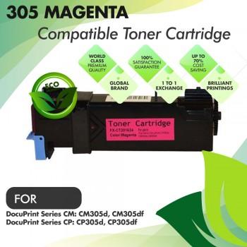 Fuji Xerox 305 Magenta Compatible Toner Cartridge