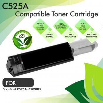 Fuji Xerox C525A Black Compatible Toner Cartridge (4K)
