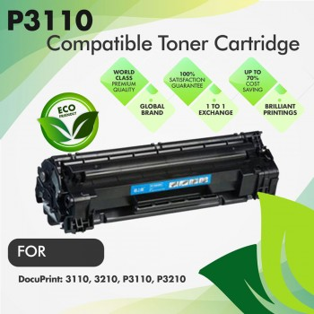 Fuji Xerox P3110 Compatible Toner Cartridge
