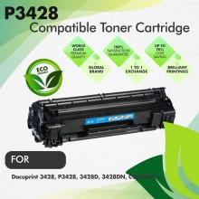 Fuji Xerox P3428 Black Compatible Toner Cartridge