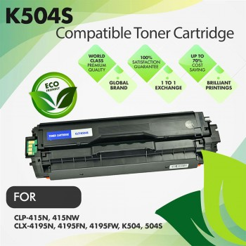 Samsung CLT-K504S Black Premium Toner Cartridge