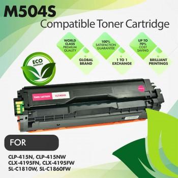 Samsung CLT-M504S Magenta Premium Toner Cartridge