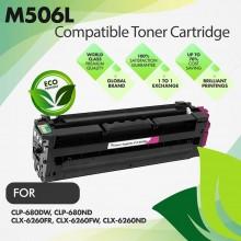 Samsung CLT-M506L Magenta Premium Compatible Toner Cartridge