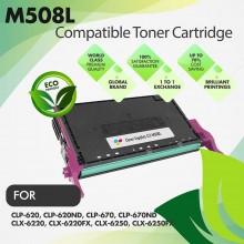 Samsung CLT-M508L Magenta Premium Compatible Toner Cartridge