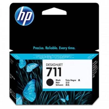 HP 711 38-ml Black Ink Cartridge (3WX00A)