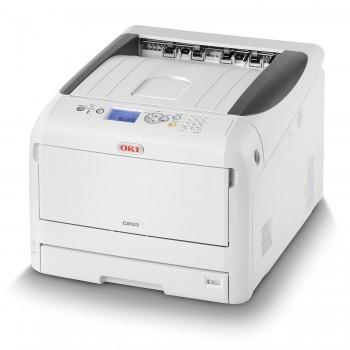 OKI C833n A3 Color Printer C800 Series Network LED Printer - 46396616