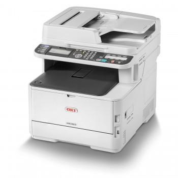 OKI MC363dn A4 Color Printer MC300 Series Duplex, Network LED Printer - 46403503