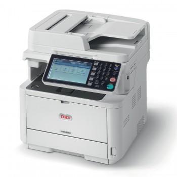 OKI MB492dn A4 Mono Printer 4-in-1 MB400 Series Duplex, Network LED Printer - 45762114