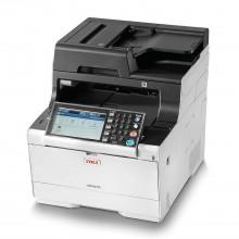 OKI MC573dn A4 Color Printer 4-in-1 MC500 Series Duplex, Network LED Printer - 46357103